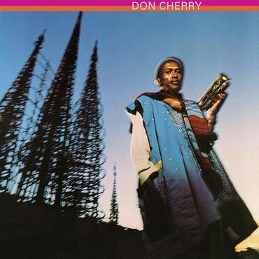 Don Cherry 'Brown Rice' LP