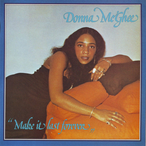 Donna McGhee 'Make It Last Forever' LP