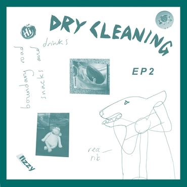 Dry Cleaning 'Sweet Princess // Boundary Road Snacks and Drinks' LP