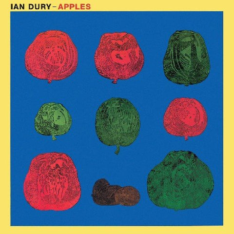 Ian Dury 'Apples' LP