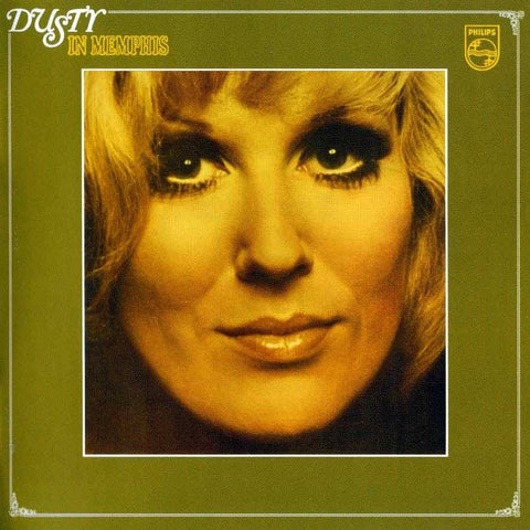 Dusty Springfield 'Dusty In Memphis (Half Speed Master)' LP