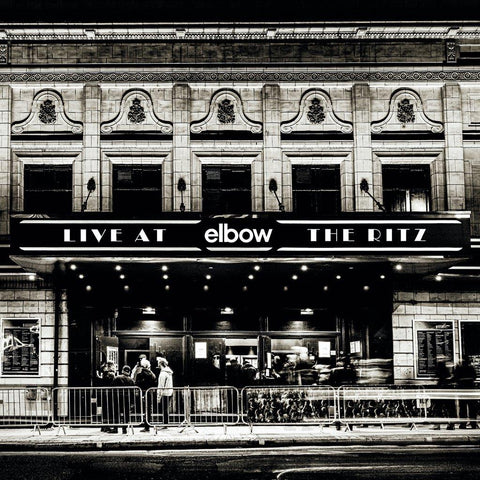 Elbow 'Live At The Ritz: An Acoustic Performance' LP