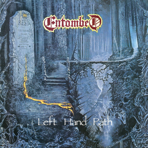 Entombed 'Left Hand Path' LP