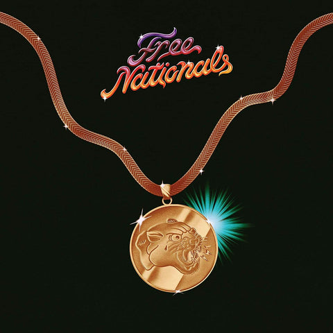 Free Nationals 'Free Nationals' 2xLP