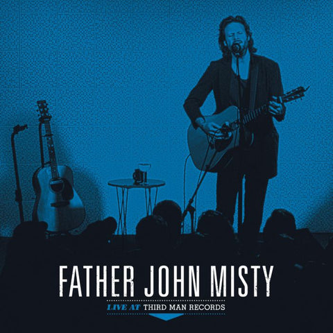 Father John Misty 'Live At Third Man Records' LP
