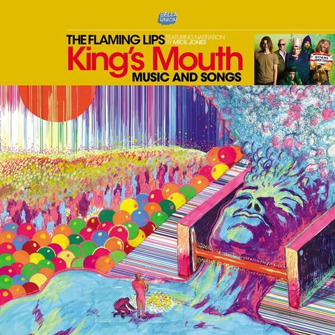 The Flaming Lips 'King's Mouth' LP