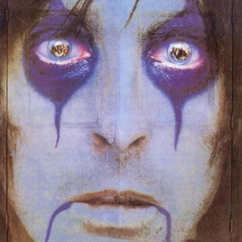 Alice Cooper 'From The Inside' LP