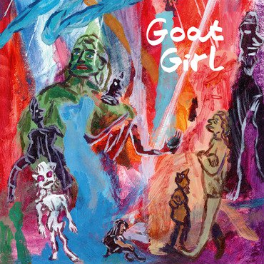 Goat Girl 'Goat Girl' LP