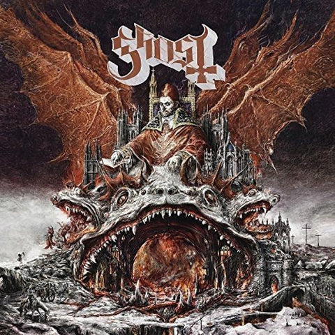 Ghost 'Prequelle' LP