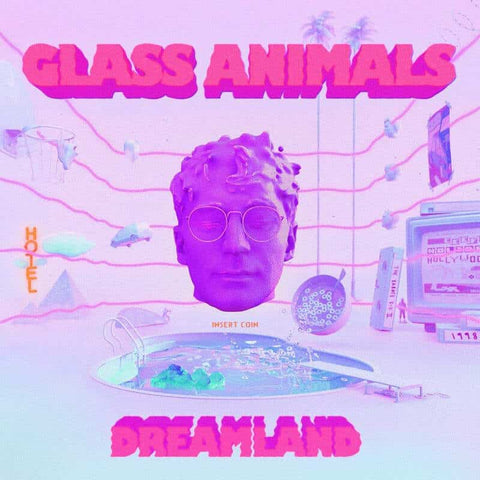 Glass Animals 'Dramland' LP