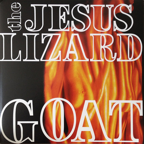 The Jesus Lizard 'Goat' LP
