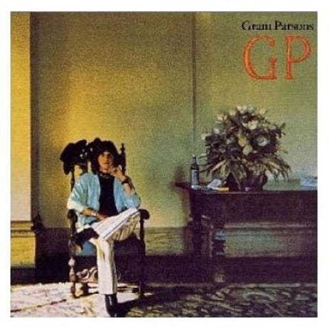 Gram Parsons 'GP (45th Anniversary)' LP+7""