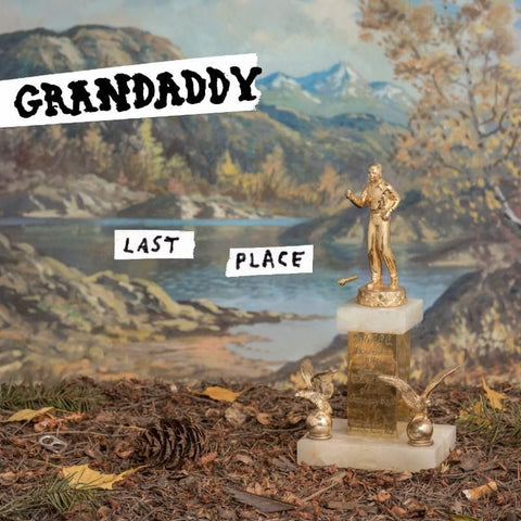 Grandaddy 'Last Place' LP