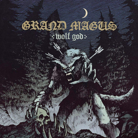 Grand Magus 'Wolf God' LP