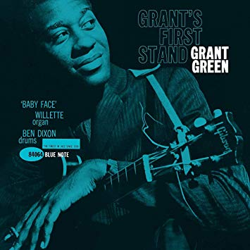 Grant Green 'Grant's First Stand' LP