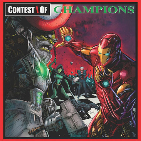GZA 'Liquid Swords: Marvel Edition' 2xLP