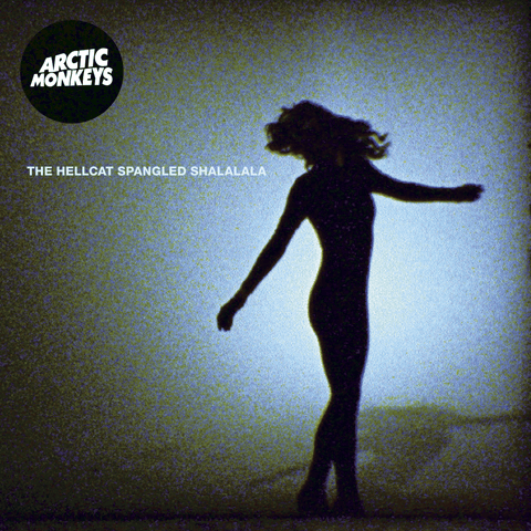Arctic Monkeys 'The Hellcat Spangled Shalalala' 7""