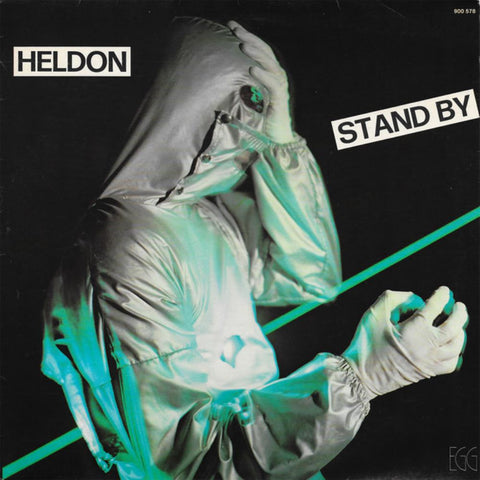 Heldon 'Stand By' LP