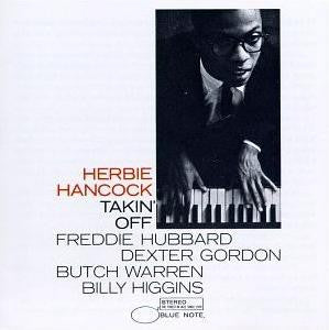 Herbie Hancock 'Takin' Off' LP