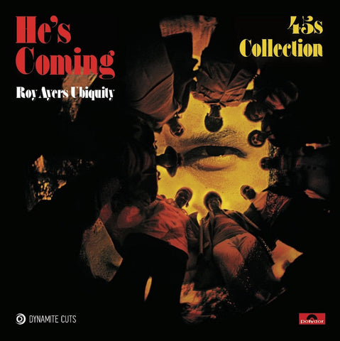 Roy Ayers Ubiquity 'He's Coming 45s Collection' 2x7""