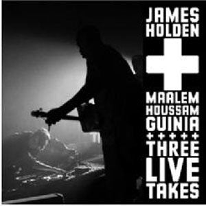 James Holden & Maalem Houssam Guinia 'Three Live Takes' 12""