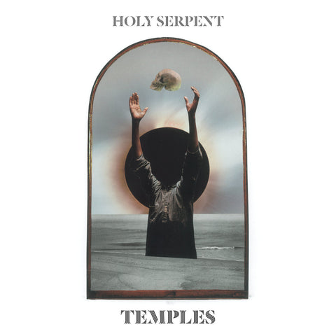 Holy Serpent 'Temples' LP