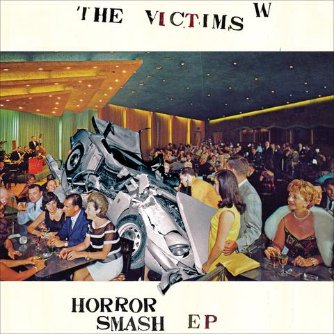 The Victims 'Horror Smash EP' 7""