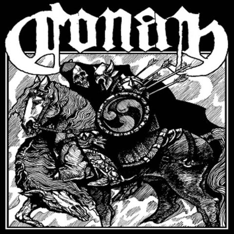 Conan 'Horseback Battle Hammer' LP Picture Disc