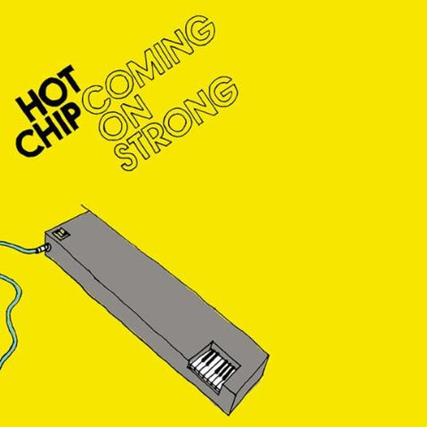 Hot Chip 'Coming On Strong' LP