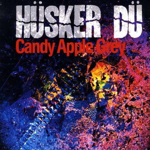 Husker Du 'Candy Apple Grey' LP