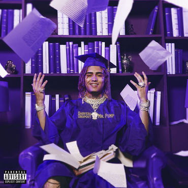 Lil Pump 'Harverd Dropout' LP