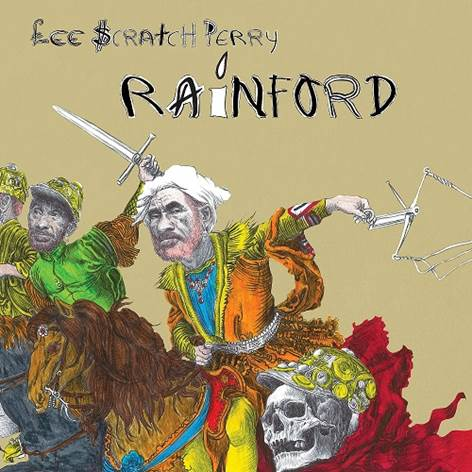 "Lee ""Scratch"" Perry 'Rainford' LP"