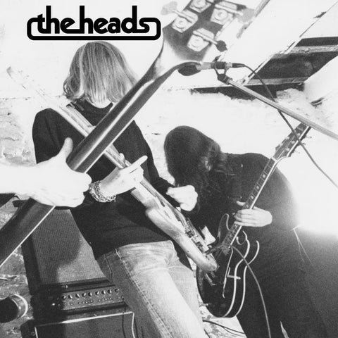 The Heads 'Reverberations Vol: 1' 2xLP