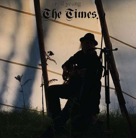Neil Young 'The Times' 12""