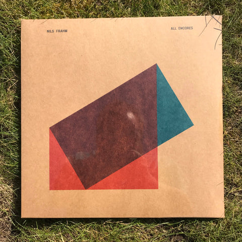 Nils Frahm 'All Encores' 3xLP
