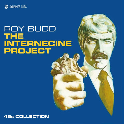 Roy Budd 'The Internecine Project' 7""
