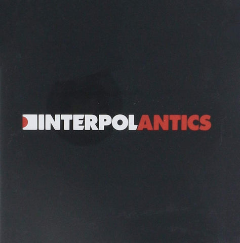 Interpol 'Antics' LP