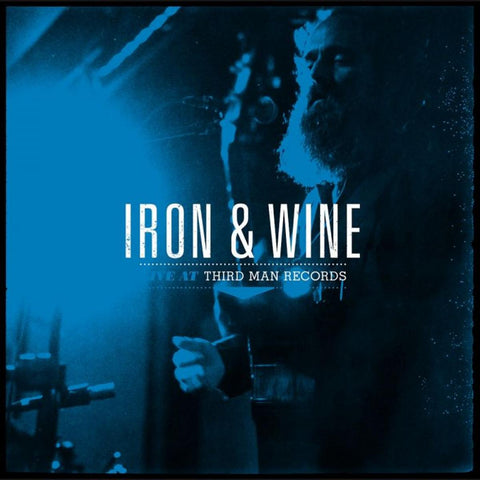 Iron and Wine 'Live At Third Man Records' LP