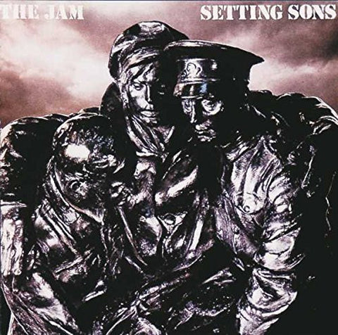 The Jam 'Setting Sons' LP
