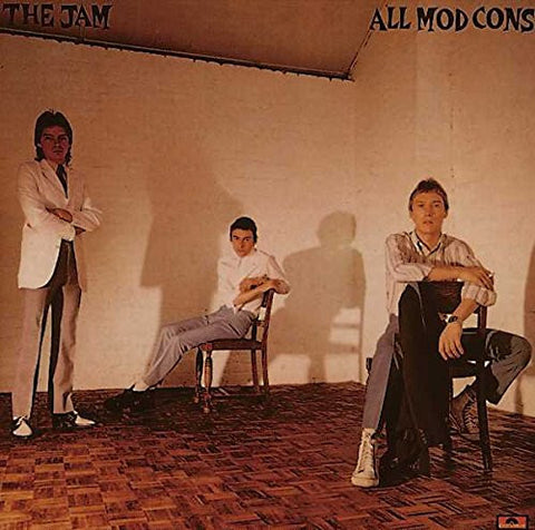 The Jam 'All Mod Cons' LP