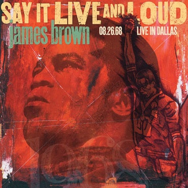 James Brown 'Say It Live and Loud: Live In Dallas (Expanded Edition)' 2xLP