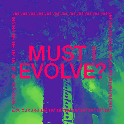JARV IS 'Must I Evolve' 12""