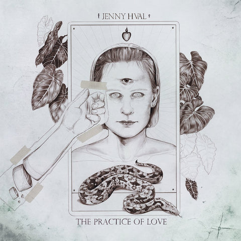 Jenny Hval 'The Practice of Love' LP
