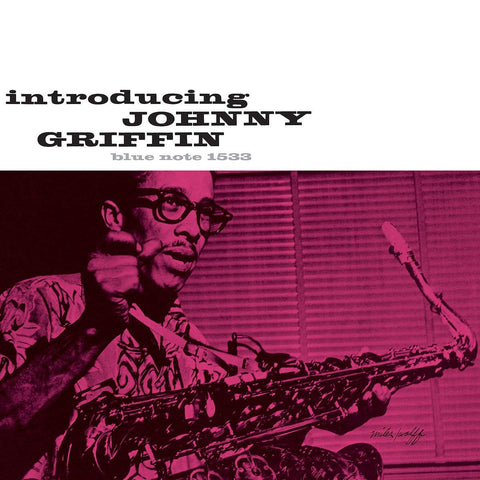 Johnny Griffin 'Introducing Johnny Griffin' LP