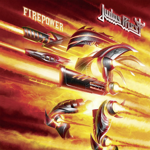 Judas Priest 'Firepower' 2xLP