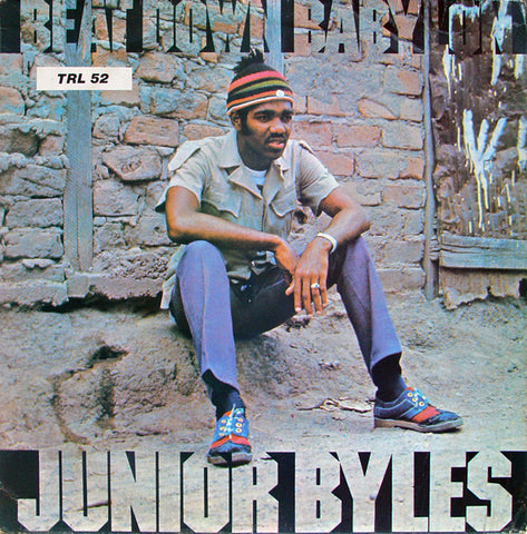 Junior Byles 'Beat Down Babylon' LP