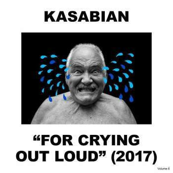 Kasabian 'For Crying Out Loud' LP