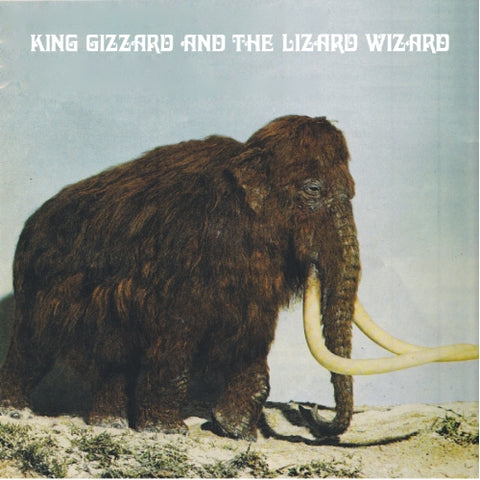 King Gizzard and the Lizard Wizard 'Polygondwanaland' LP (Fuzz Club Version)