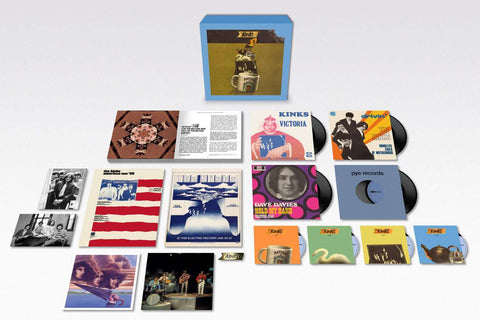 "Kinks 'Arthur or the Decline and Fall of the British Empire' 7"" Boxset"