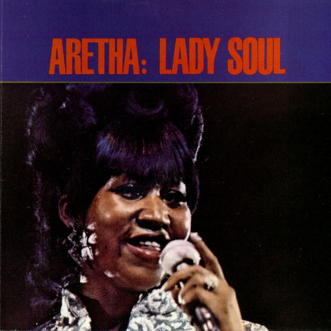 Aretha Franklin 'Lady Soul' LP